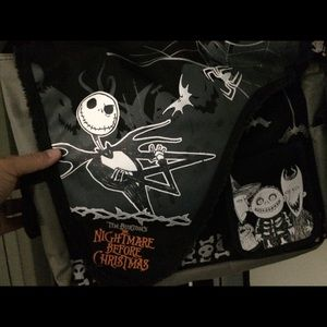Nightmare before christmas bag purse